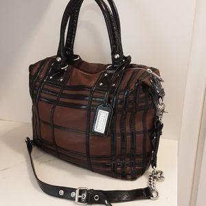 Badgley Mischka Leather Bag